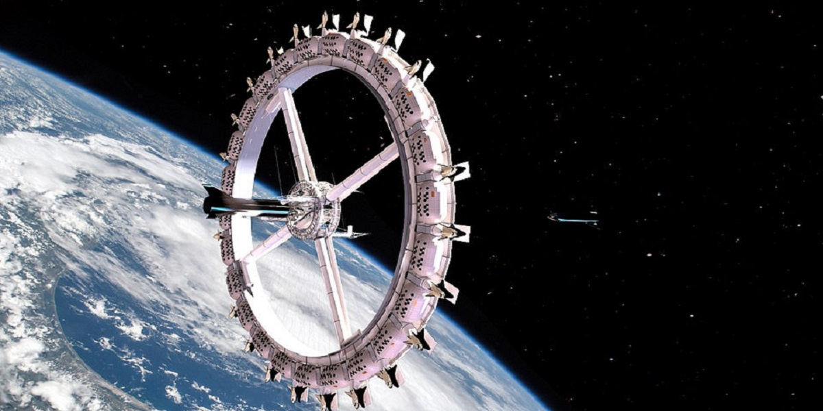 World's first space hotel