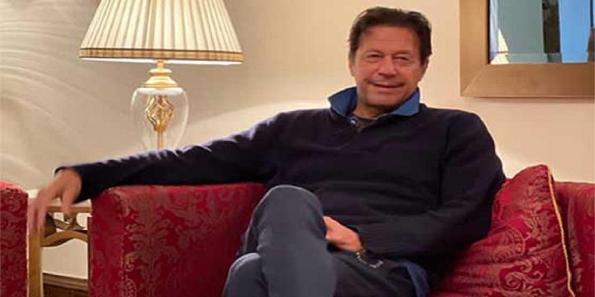 Imran Khan Shahbaz Gill