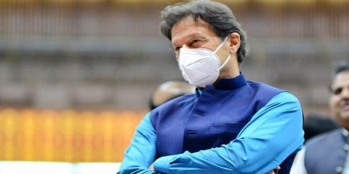 Imran Khan climate change meeting