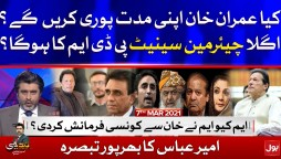 PM Imran khan Tenure | Tabdeeli with Ameer Abbas Complete Episode 7th March 2021