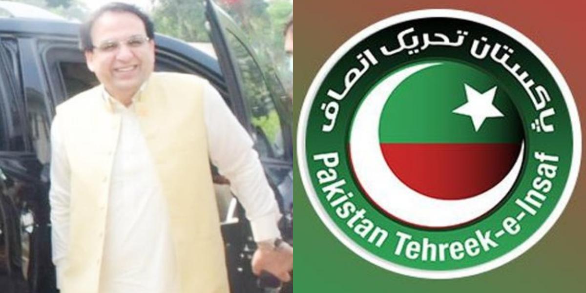 Abdul Qadir PTI