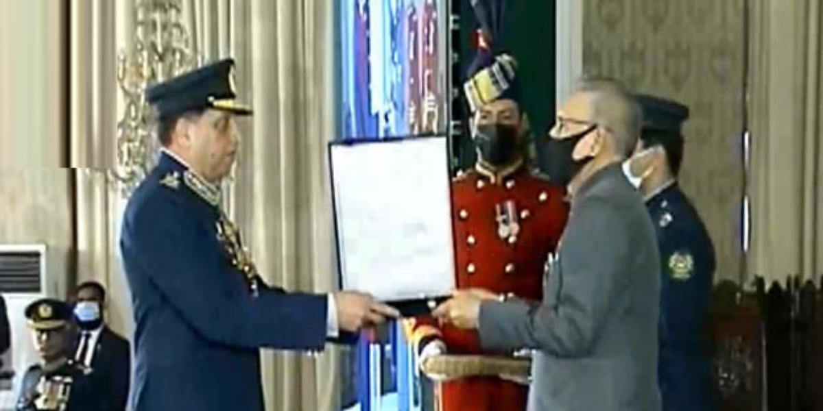 Air Chief Zaheer Ahmed Babar