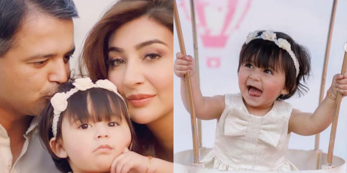 Aisha Khan's daughter