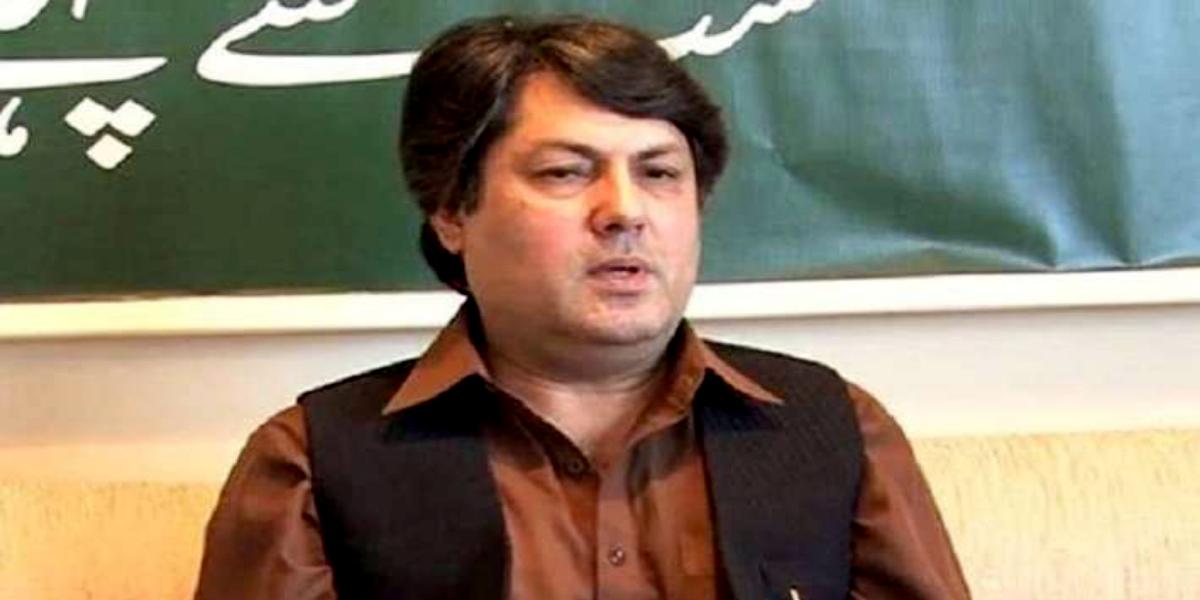 Barrister Muhmmad Ali Saif