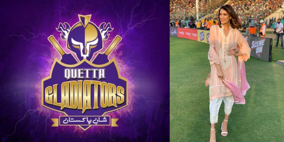 Erin Holland Quetta Gladiators
