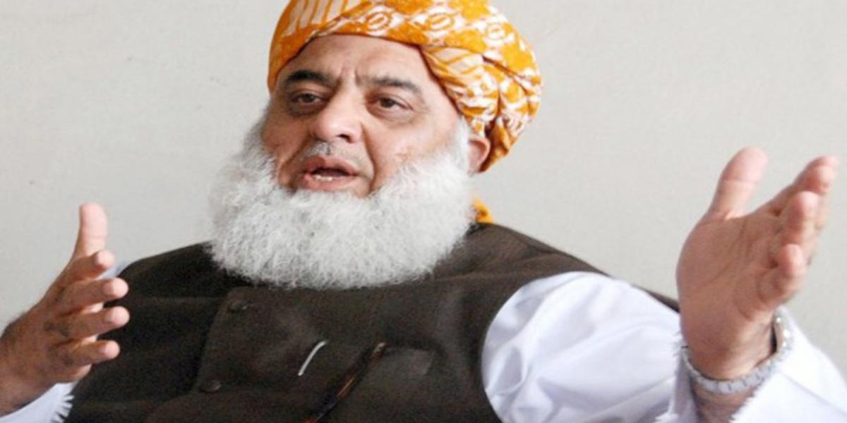 Maulana Announces To Postpone Long March Against Govt
