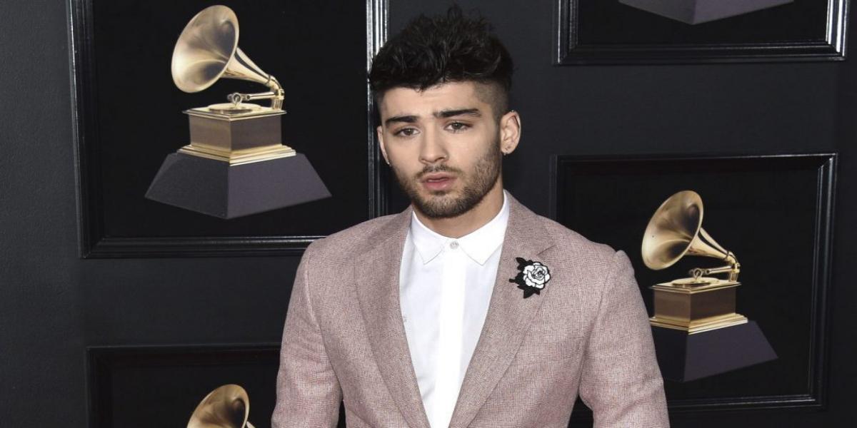 Zayn Malik Grammy Awards