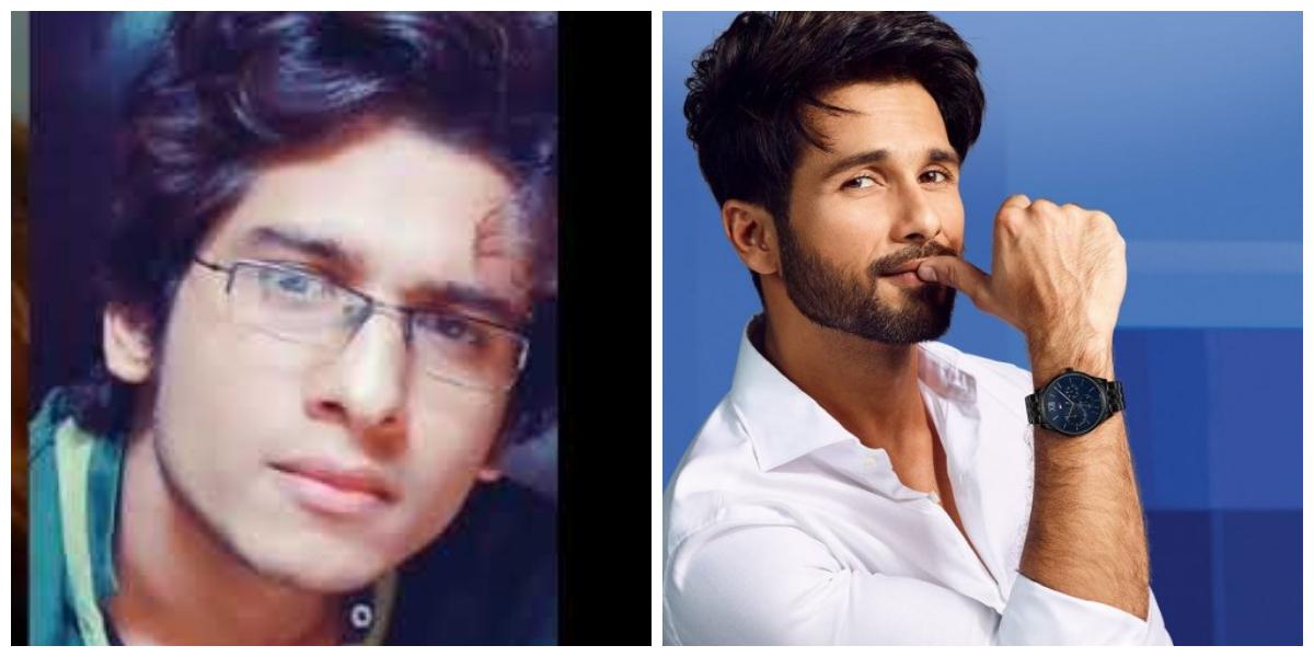 Shahid Kapoor's doppelgänger'