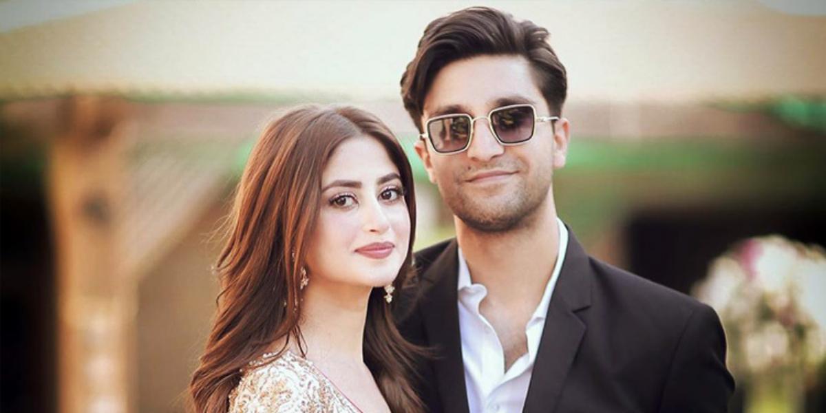 Sajal Aly wedding