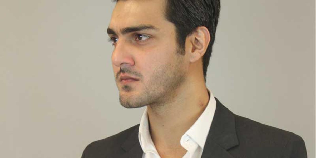 Ahsan Mohsin selfie