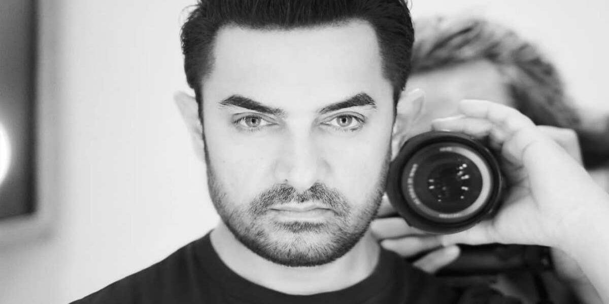 Aamir Khan social media