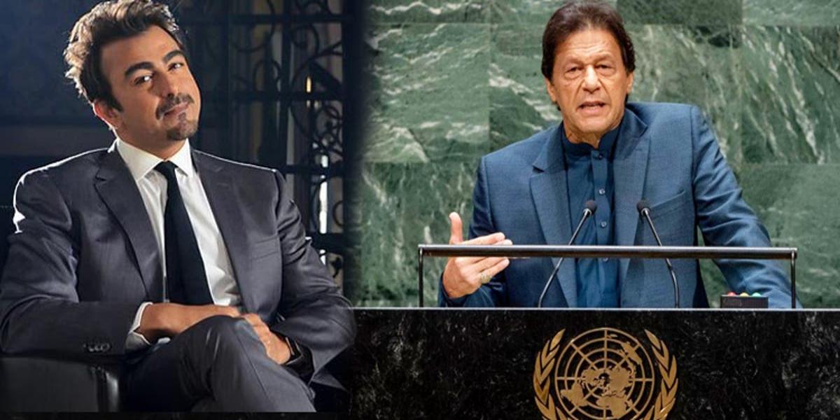Imran Khan Shaan Shahid