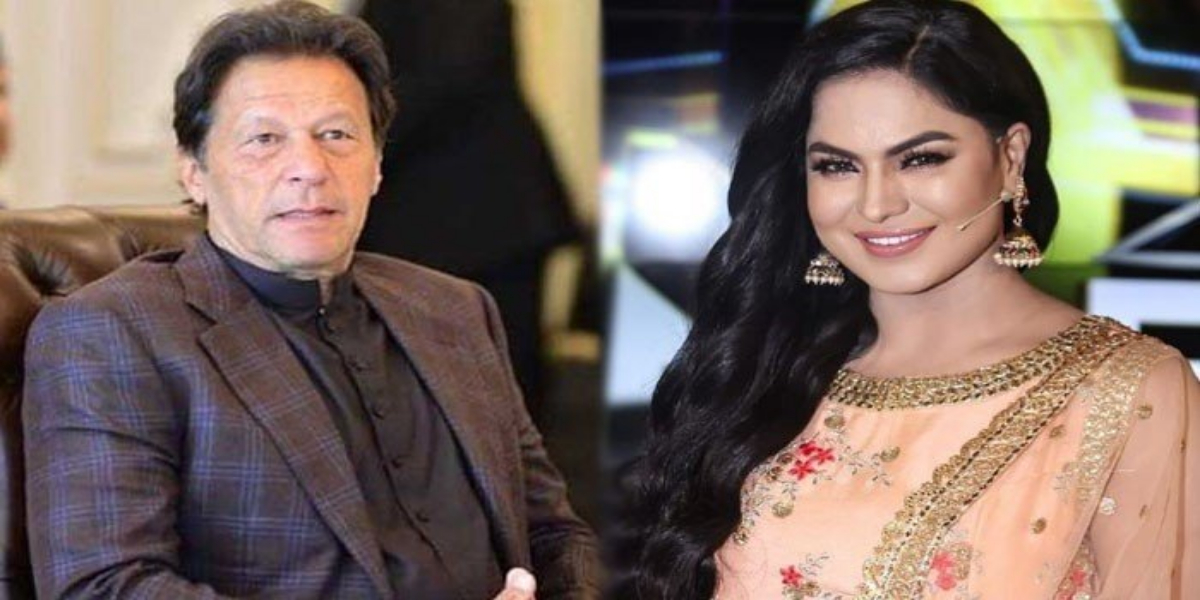 Veena Malik Imran Khan