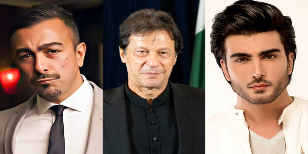 Imran Abbas Shaan Shahid Imran Khan