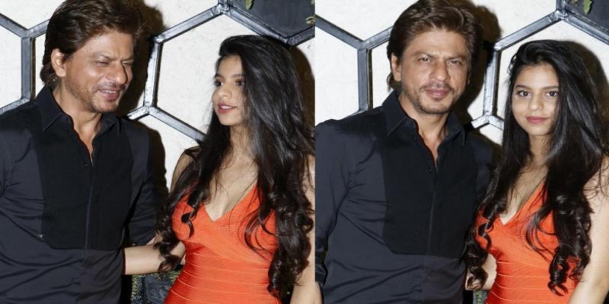 Shah Rukh Khan daughter