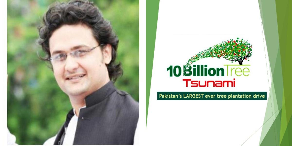 Faisal Javed 10 billion tree