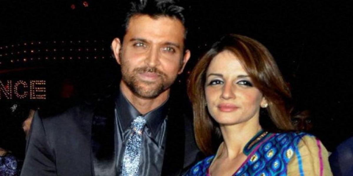 Hrithik Roshan ex-wife