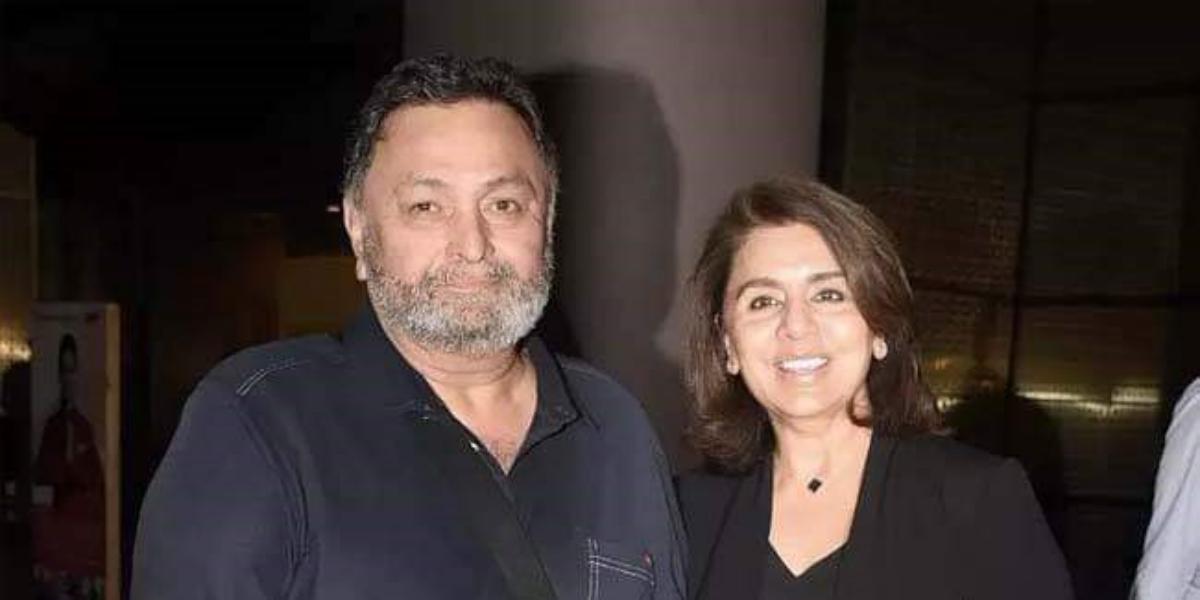 Rishi Kapoor Neetu