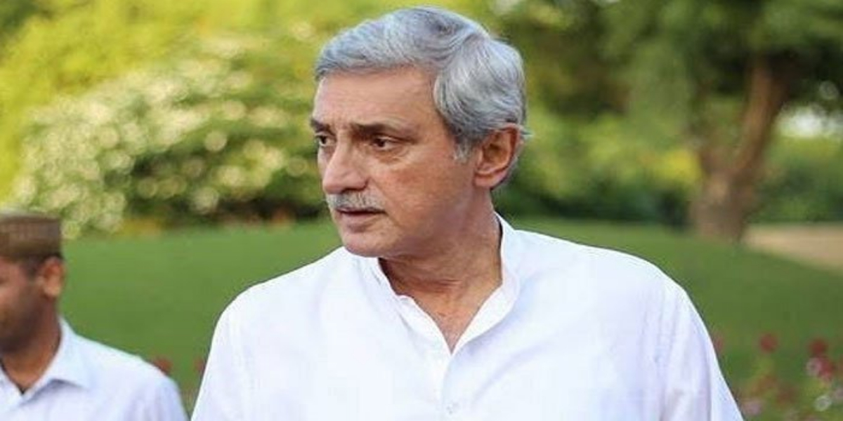 Jahangir Tareen Rejects Reports About Forming A 'Separate Group'