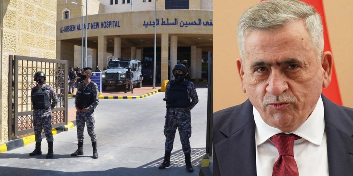 Jordan Health Minister Resigns