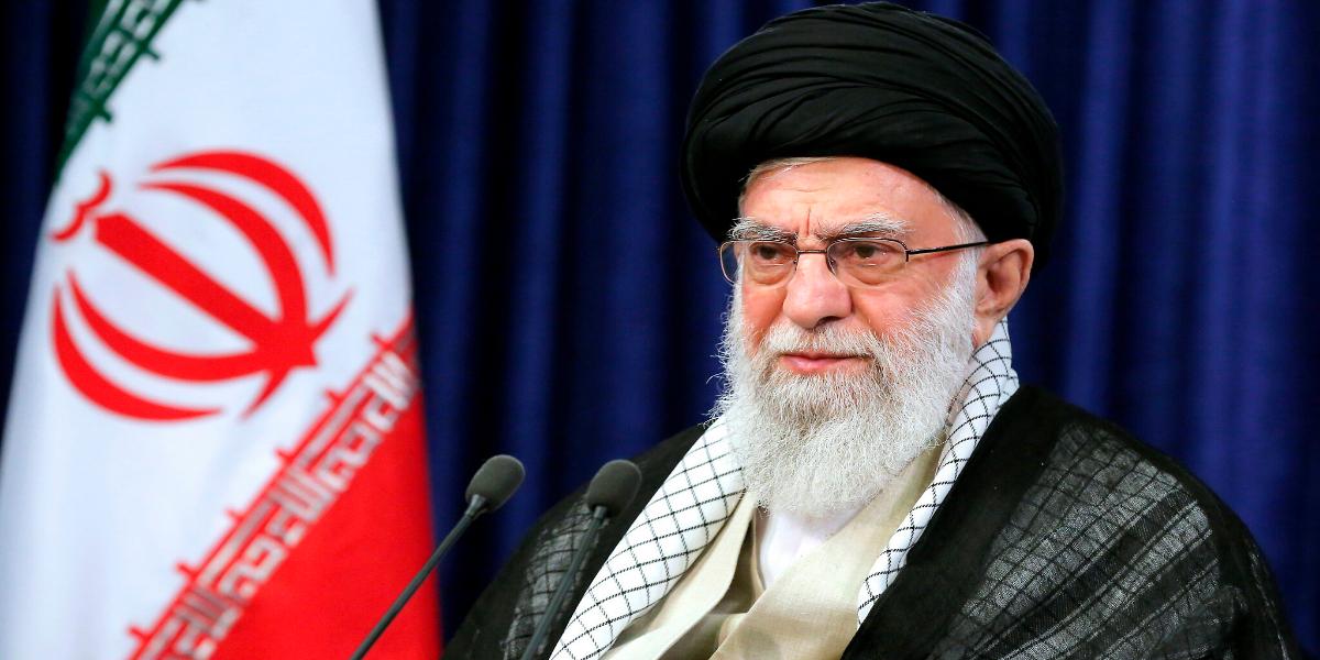 Khamenei US sanctions on Iran