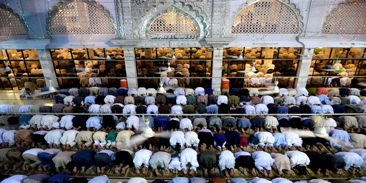Ramadan 2021: COVID Guidelines Issued For Mosques And Imambargahs