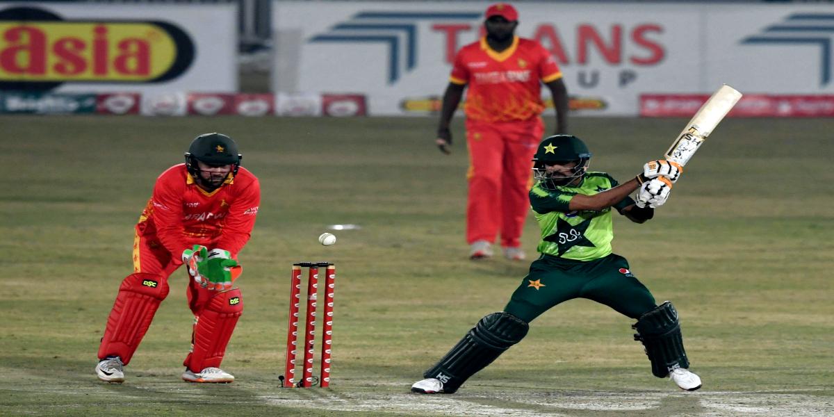 Pakistan V Zimbabwe