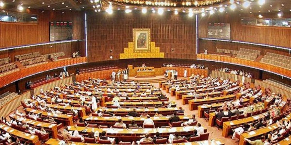 New Senate Members oath taking ceremony