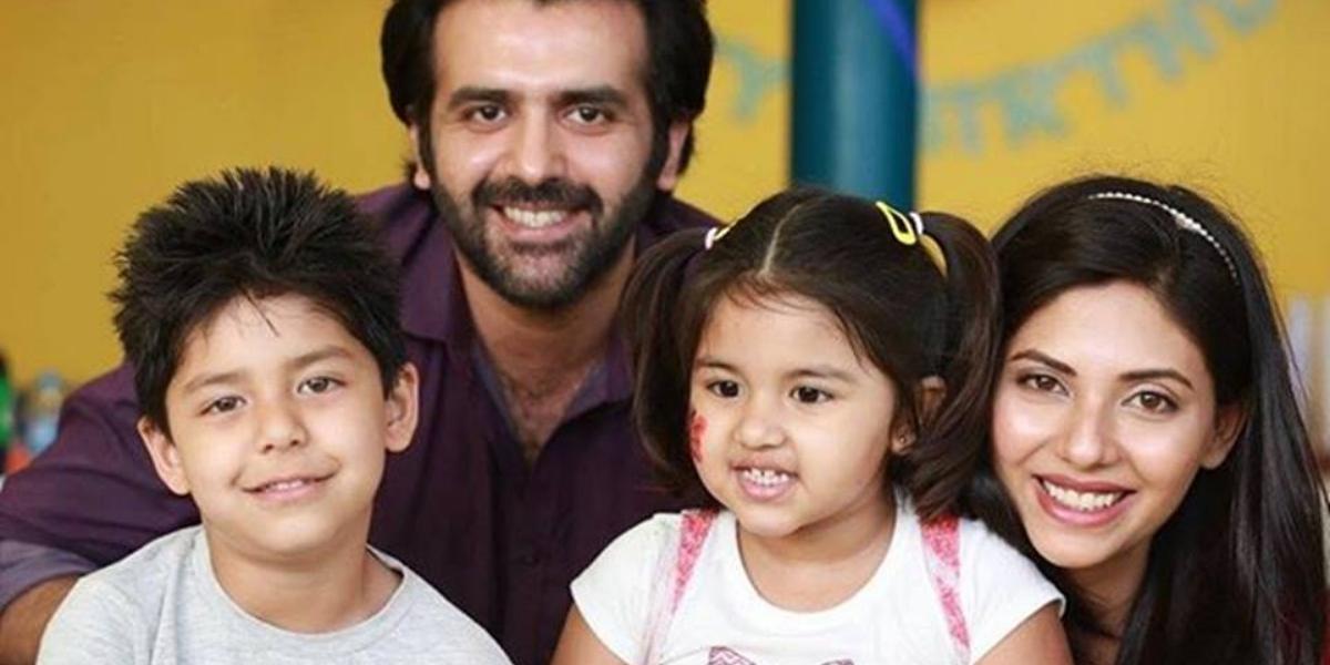 Sunita Marshall children
