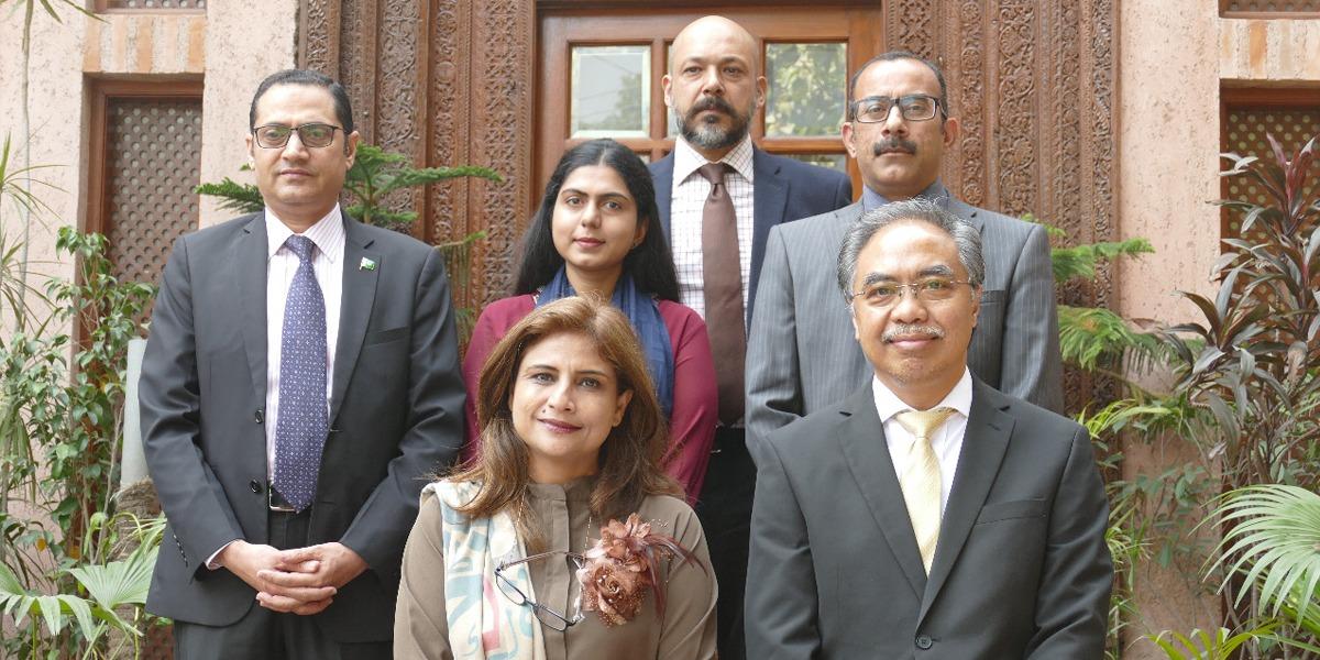 Pakistan Indonesia trade ties