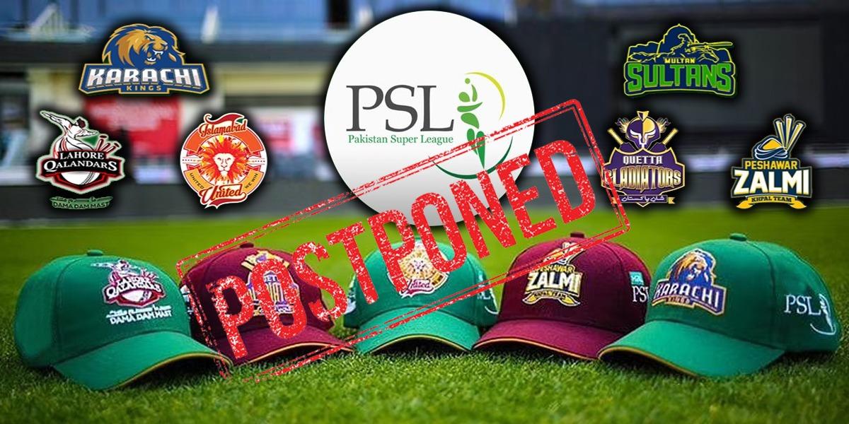 PSL Postponed