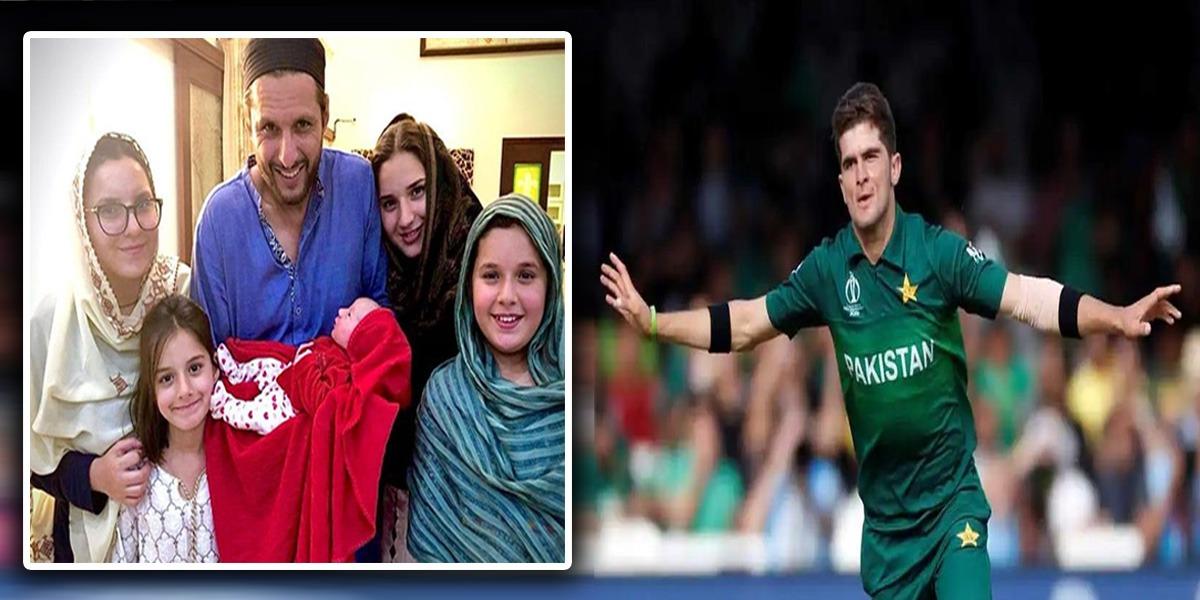 Shaheen Afridi engaged?