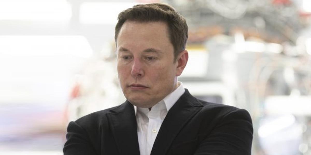 Elon Musk shattered after Tesla's loss