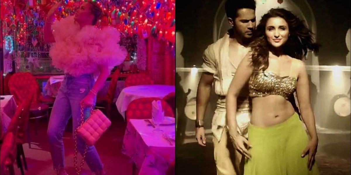 Chrissy Tiegen Bollywood song
