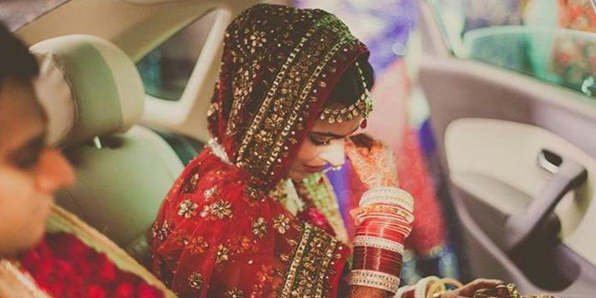 indian bride died on Bidaai