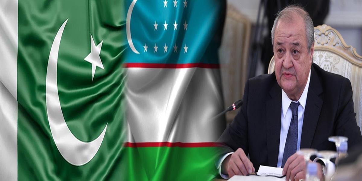 Uzbekistan Pakistan