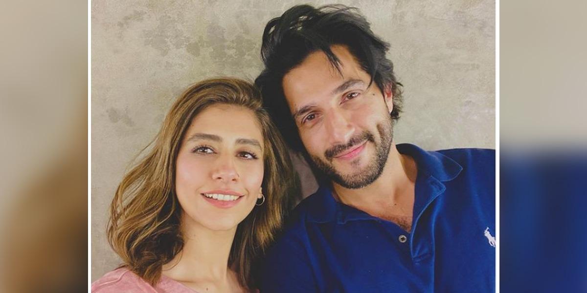 Syra Yousuf and Bilal Ashraf