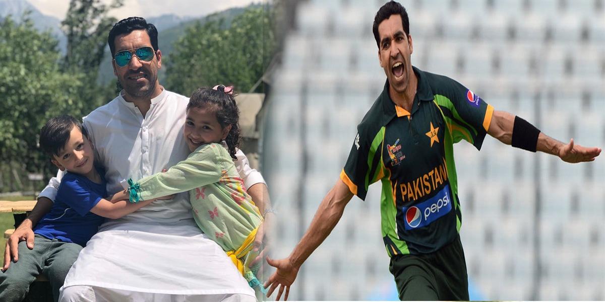 Umar Gul welcomes third child