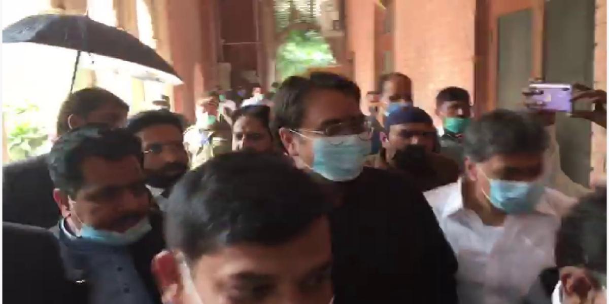 Dr Shahbaz Gill