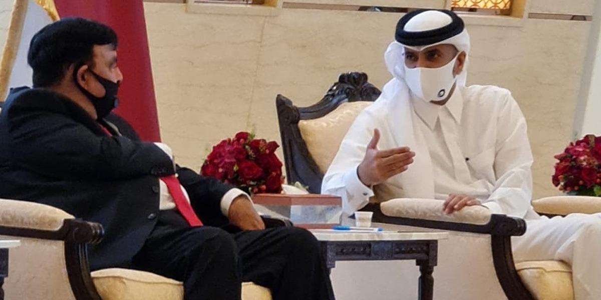 Pakistan and Qatar