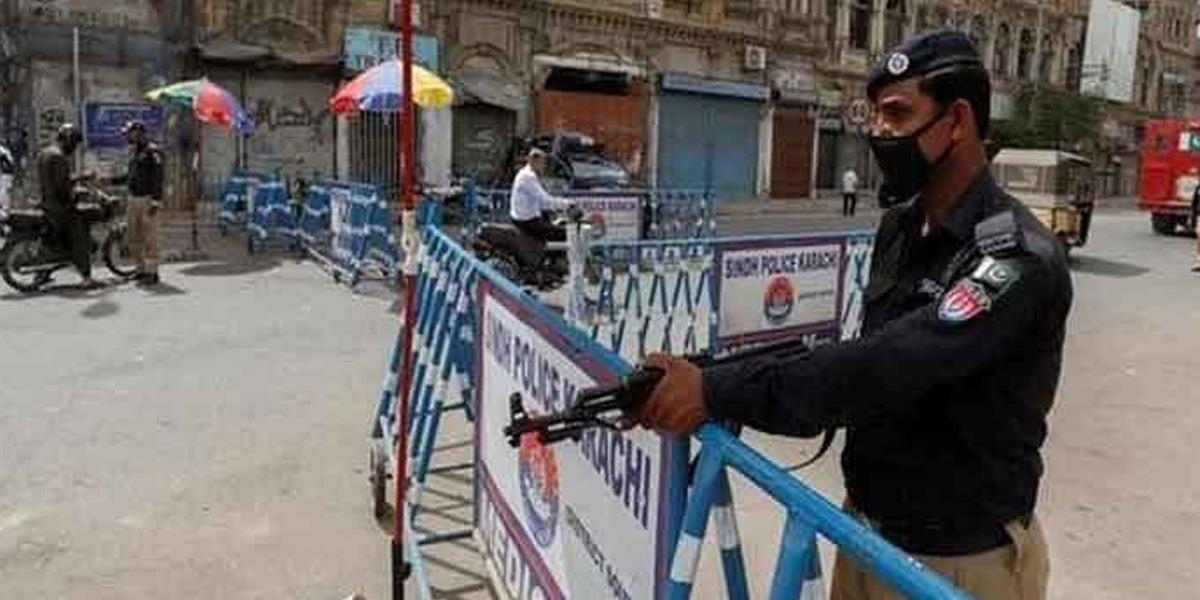 Karachi micro-smart lockdown