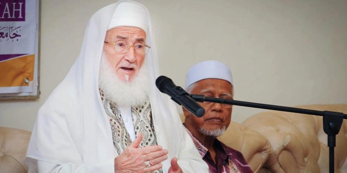 Sheikh Muhammad Ali Al-Sabuni