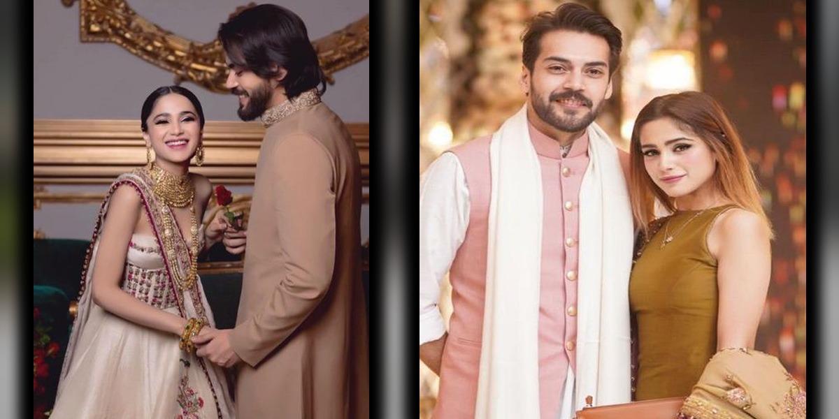Aima Baig Shahbaz Shigri engaged