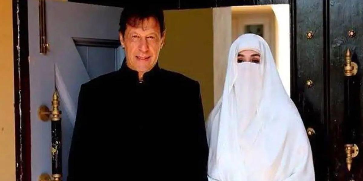 PM Imran Bushra Bibi contract Coronavirus