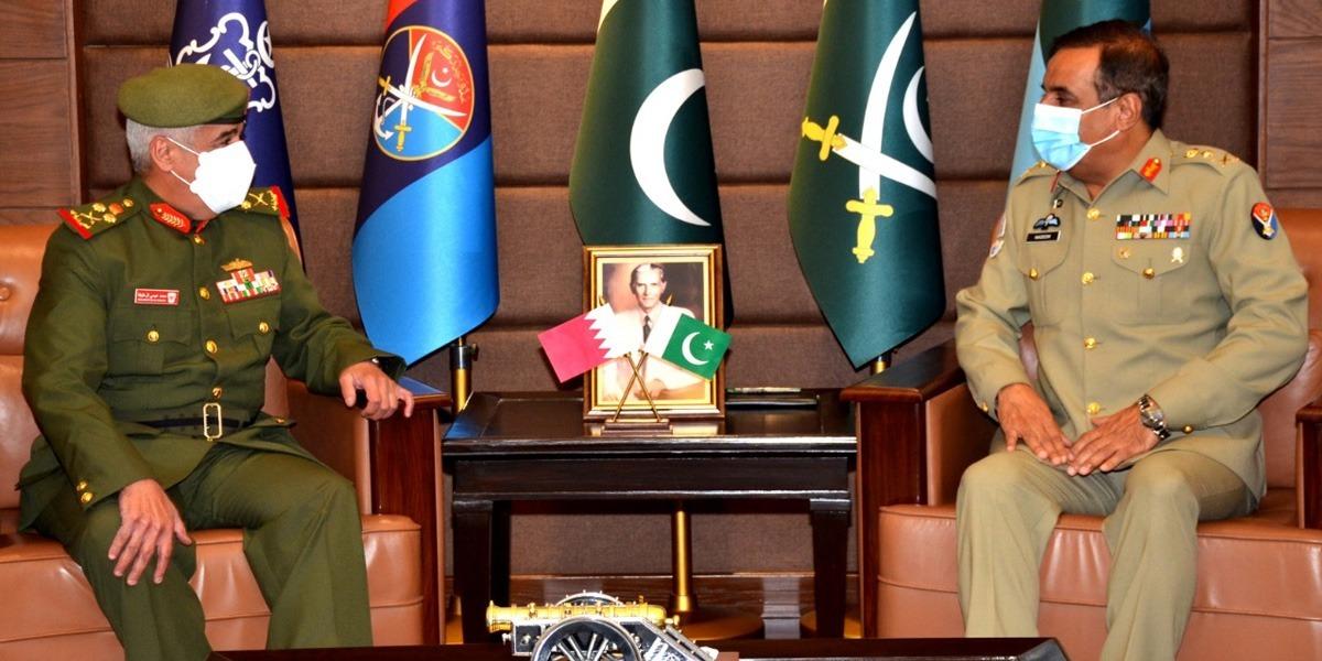 CJCSC meets Commander of National Guard of Bahrain