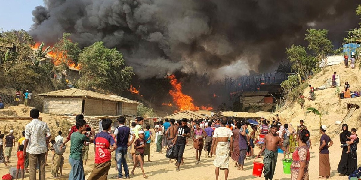Bangladesh Fire leaves 15 dead