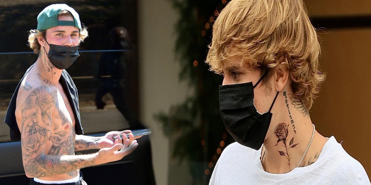 Justin Bieber Tattoo story