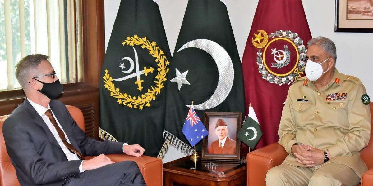 Australian High Commissioner Appreciates Pakistan's Positive Role For Regional Peace