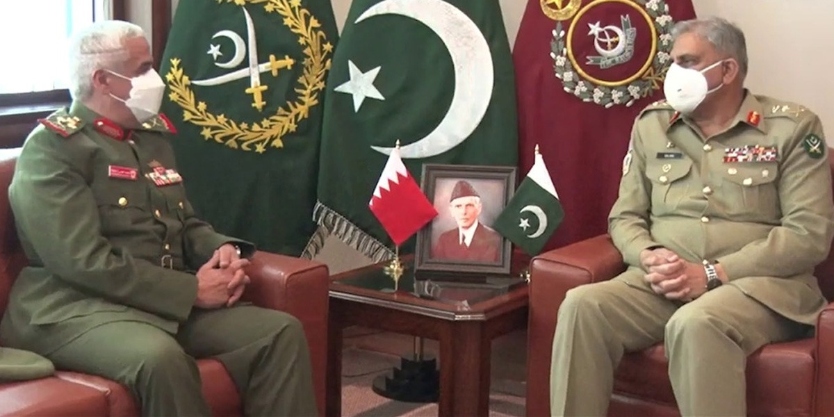 COAS Reaffirms Strong Bilateral Ties With Qatar