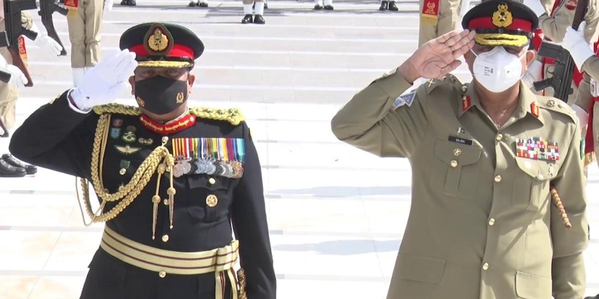 Pakistan, Sri Lanka All Set To Bolster Military Cooperation